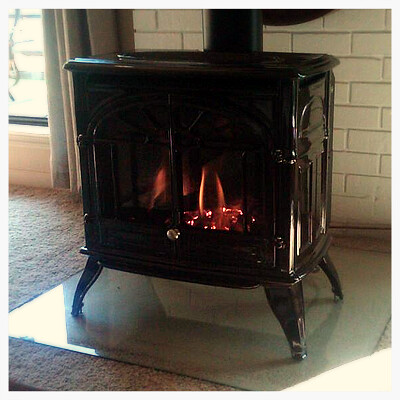 Enviro Westport Direct Vent Stove