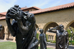 more burghers (1600 Squirrels) Tags: california sculpture usa statue photo lenstagged 300d statues stanford siliconvalley 1600squirrels drebel sfbayarea nocal rodin 3x2 santaclaracounty burghersofcalais stanforduniversity stanfordquad canon1755f28 canonefs1755mmf28isusm