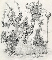 Forged Elves