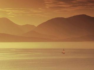 Firth of Lorn, Scotland
