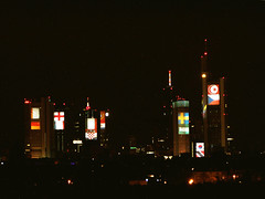 SkyArena 6 (Michityp) Tags: lights frankfurt illumination mainhatten skyarena