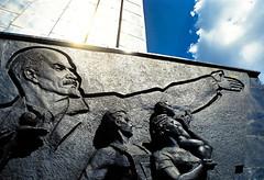 Lenin in Moscow