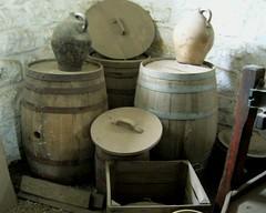 Storage (Maia C) Tags: museum beige nikon barrels greenfieldvillage maiac hfmgv