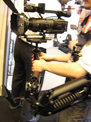 Not-so-steadycam