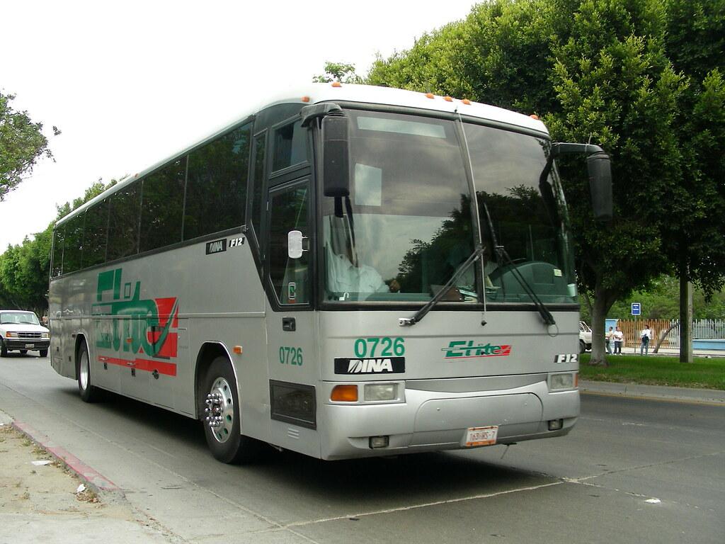 Elite Bus, Tijuana