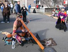 didgeridoo (yewenyi) Tags: festival digital geotagged watching streetphotography australia 2006 bluemountains parade event nsw newsouthwales streetperformer aus busking didgeridoo katoomba oceania wintermagicfestival auspctagged pctagged pc2780 greatersydney geo:lat=33716772 geo:lon=150310822 bluemountainsrange