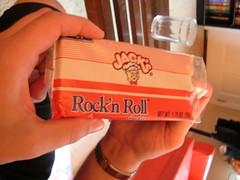 "Jack's ""Rock n' Roll"" cookie (stupid clever) Tags: cookie rocknroll jacks"