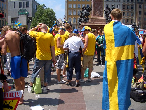 Munich 24/06/2006 Germany vs Sweden