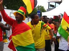 Ghanaian Fans