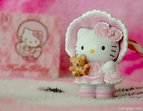 Hello Kitty Pour Lolita White Edition III by jsc..