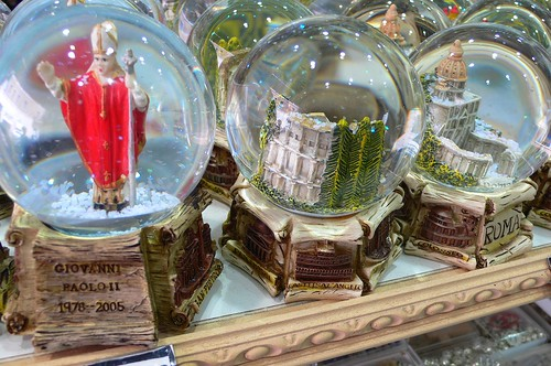religions snowglobes