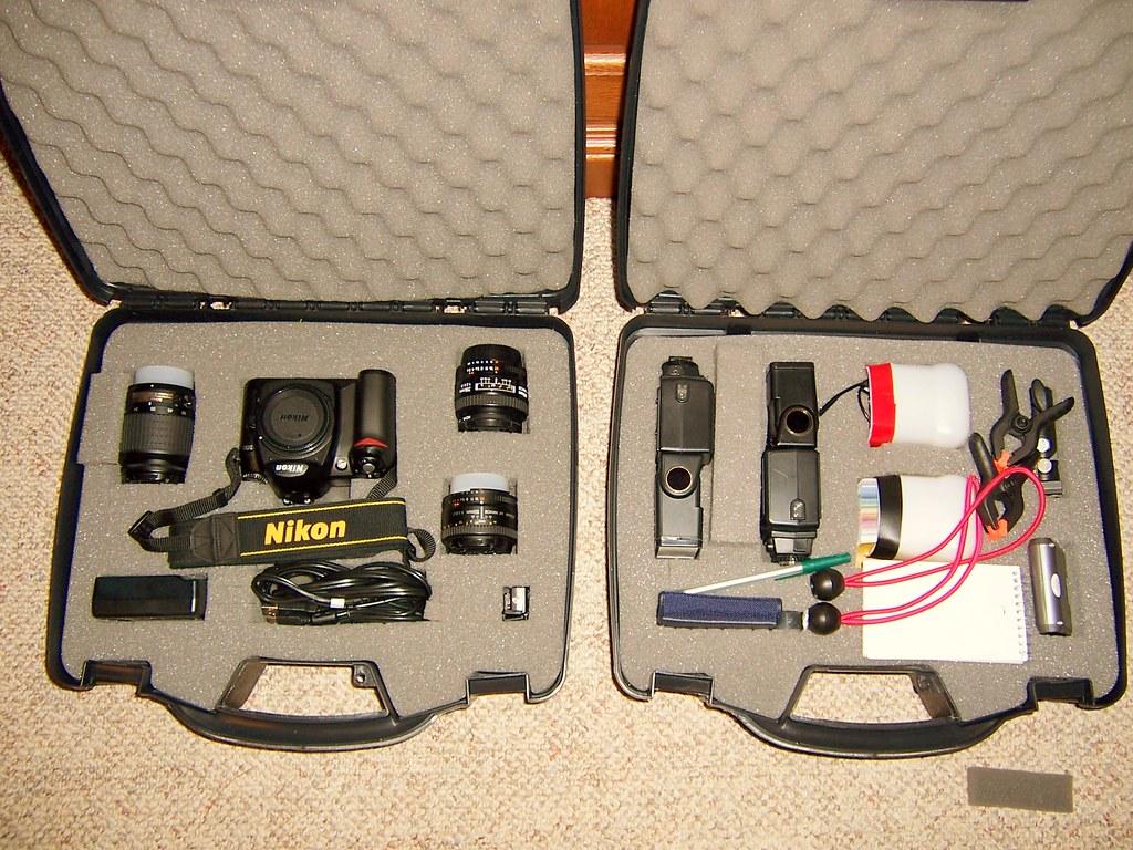 Organized gear
