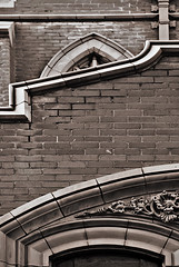 (scottintheway) Tags: blackandwhite bw brick church nikon cathedral stjohns saskatoon d200 saskatchewan nikkor spadina f28 1755 1755mm