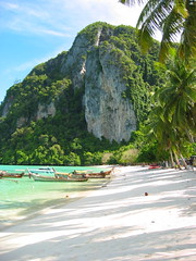 Koh Phi Phi Don Photo credit: Robert Nyman