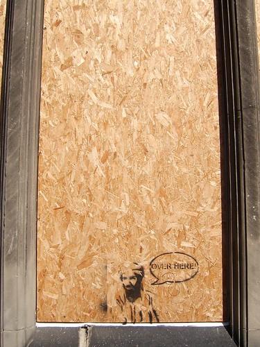 osama bin laden stencil. Osama Bin Laden stencil