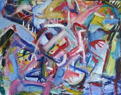 oil 12a (barzal) Tags: abstract art colours faces oilpainting barzal