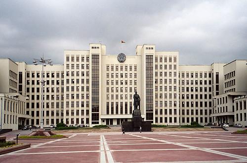 Independence Square Belarus Minsk : 世界地図国名首都名 : 世界地図