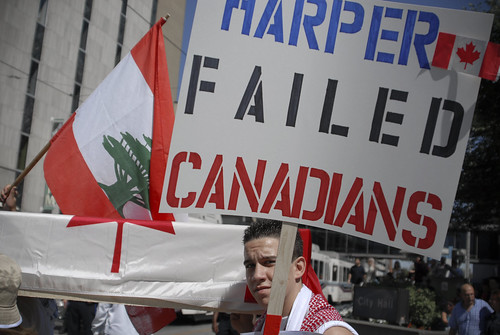 Harper Failed Canadians by ItzaFineDay, on Flickr