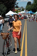 Car free Mississippi Street Fair