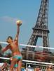 Paris FIVB Beach Volley World Tour 2006 (Sam OULMOU) Tags: paris france beach sam photojournalism 2006 volley champsdemars beachvolley fivb top20sports photojournalisme oulmou samoulmou top20paris beachvolleyworldtour