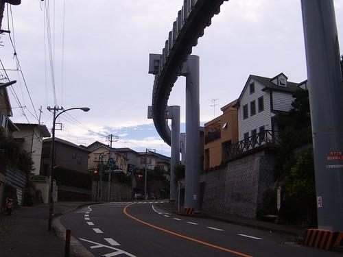Monorail Tokyo