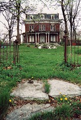 The historic McPike Mansion (Black.Doll) Tags: illinois victorian haunted alton secondempire italianate 1871 nationalregisterofhistoricplaces mcpikemansion
