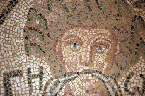 Mosaic Detail –Expedition Macedonia by RichardBangsAdventures.