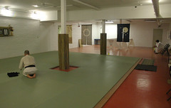 View of the dojo