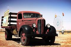 dreamcatcher truck - route 66