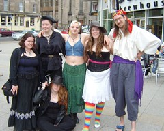 Crew of the Lusty Wench
