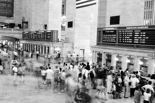 Grand Central Station Time-Lapse 6