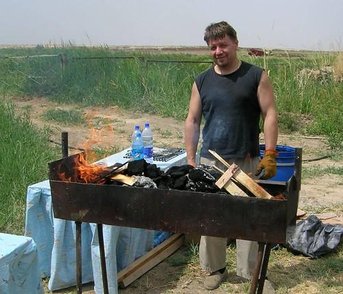 Shashlyk Chef