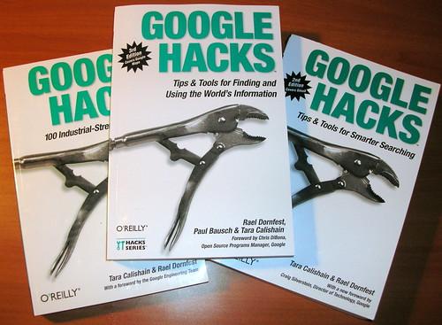 Google Hacks, 3E