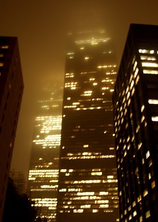 WTC in the Fog