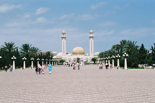 Monastir - Bourguiba's mausoleum