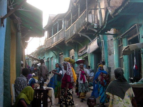 Harar wonderful street (Ethiopia) 1