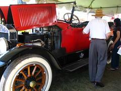 Vintage Stanley Steamer