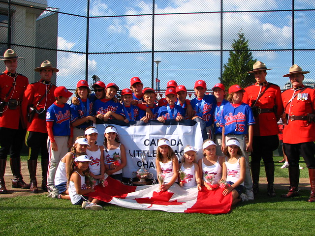 Canadian Little League Championship Game