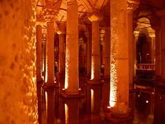 Basilica Cistern, Istanbul - by dachalan