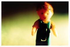 She Was Glad About It (Soda Press) Tags: macro film 35mm xpro crossprocessed fuji minolta crossprocessing provia x700