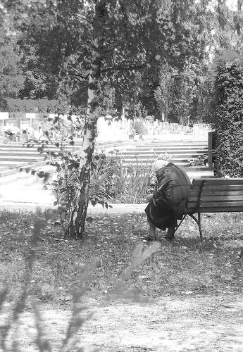einsam im alter
