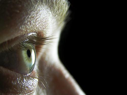 Thine eye