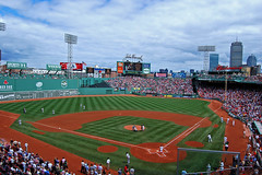 Fenway Park by Darrins