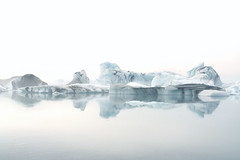 Ice-land (A@lbi) Tags: sea white ice nature water canon frozen iceland melting sigma lagoon calm glacier zen environment iceberg polar canoneos350d jokulsarlon albi tranquilscene skaftafell skaftafellnationalpark savetheearth jokulsarlonlagoon p1f1 polarclimate savetheenviroment skaftafellglacier