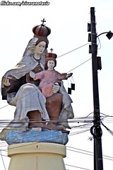 Virgen del Carmen de la Legua - Callao, Perú (RiveraNotario) Tags: virgen peru lima maria virginmary statue religion catholicism