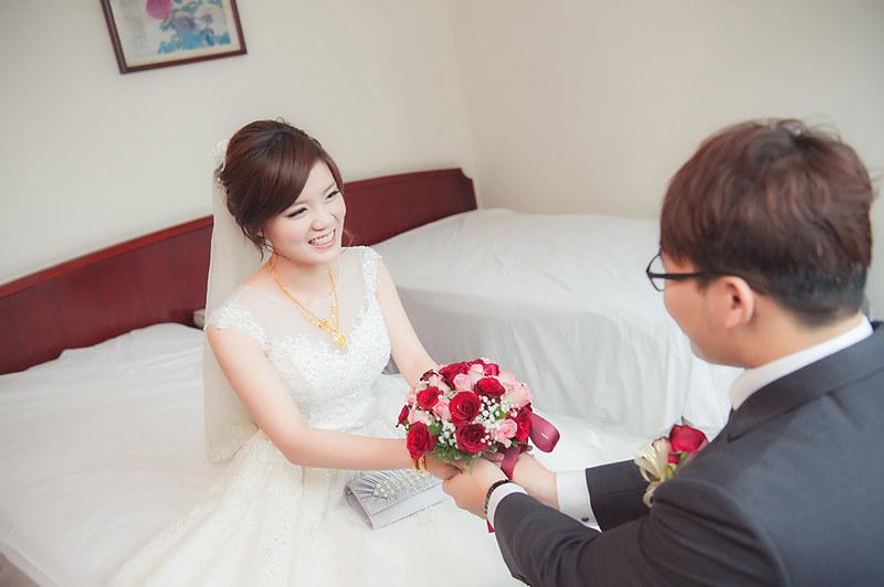[台中婚攝] 欣瑋 & 知穎 / 南島婚宴會館