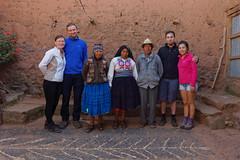 Z rodziną Ernesto | With Ernesto family