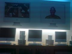 Inside iTechia store