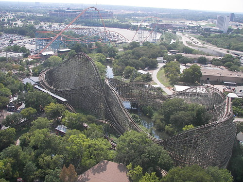 six flags over texas titan. Six Flags Over Texas