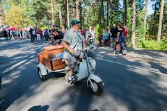 Pyynikinajot_2015-84.jpg (jptoivon) Tags: 2015 bike cap d800 funny historic kesä man nikon old pyynikki race summer tampere transport trike